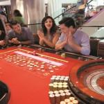 Casino Roulette Courtyard Pool Norwegian Gem