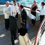 Capitaine du Yacht de la compagnie Crystal Cruises