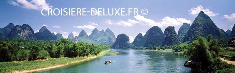 Croisière fluviale en Chine