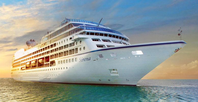 Oceania Cruises annonce un nouveau bateau de luxe - Sirena