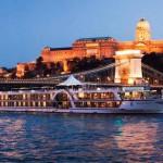 AMADEUS Diamond navire de la compagnie de croisière fluviale Luftner Cruises