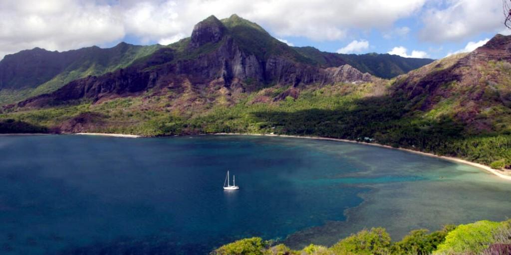 La croisière dans les îles marquises via Paul Gauguin Cruises