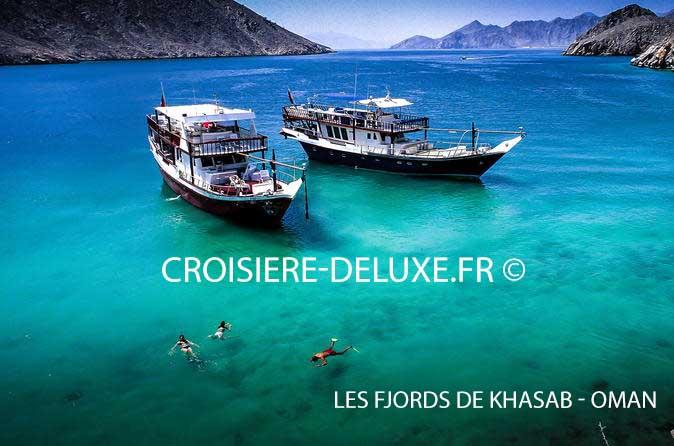 Les fjords de Khasab - Oman