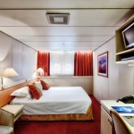 Single Porthole Cabin Ocean Diamond