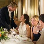 Repas gastronomique Seabourn Cruise Line