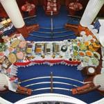 Royal Clipper - vue intérieure