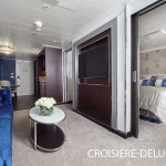 Seven Seas Explorer - suite de luxe