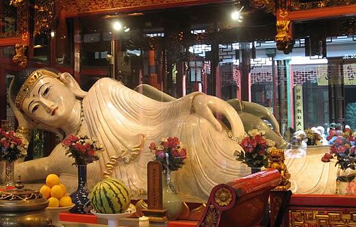 Temple du Bouddha de Jade