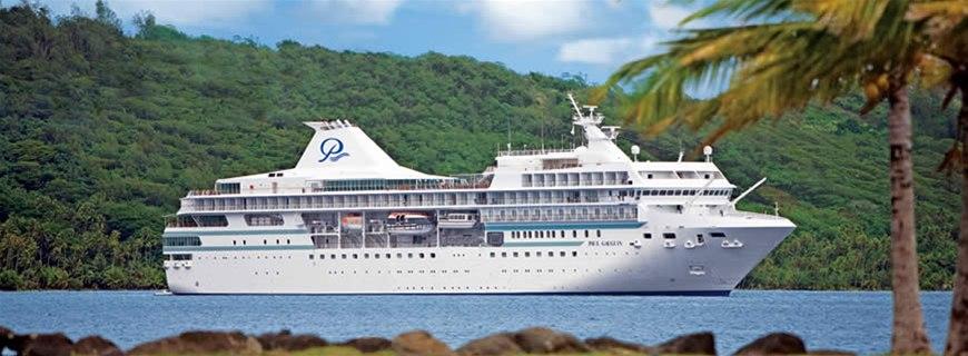 bateau Paul Gauguin Cruises