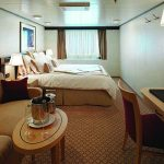 QE Ocean view Stateroom