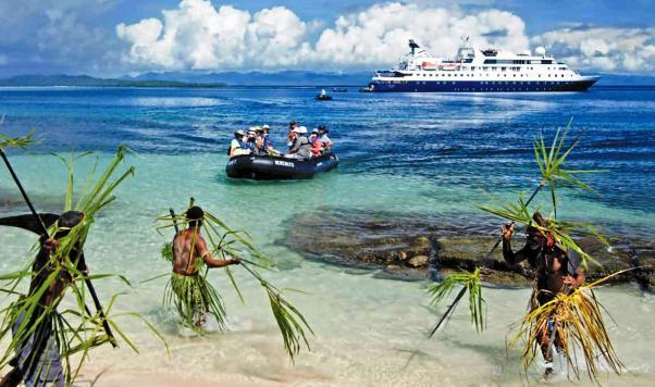 croisière Papouasie-Nouvelle-Guinée