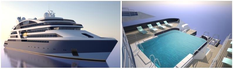 4 nouveaux navires pour PONANT