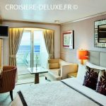 Crystal Symphony - De luxe Stateroom Veranda