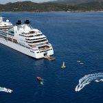 Seabourn Quest Marina en Italie, activités nautiques