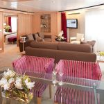 Signature Suite - Cat. SS #700 - Deck 7 Forward Seabourn Odyssey - Seabourn Cruise Line