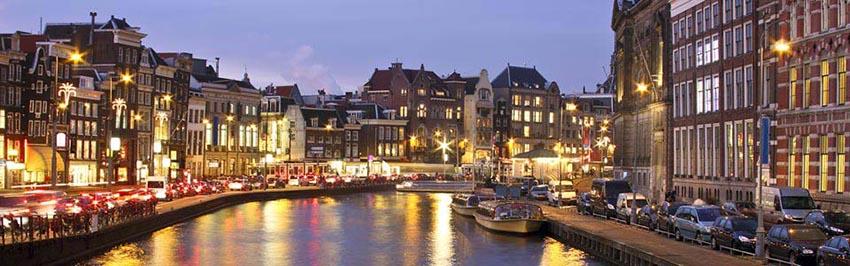 croisière fluviale entre Namur et Amsterdam