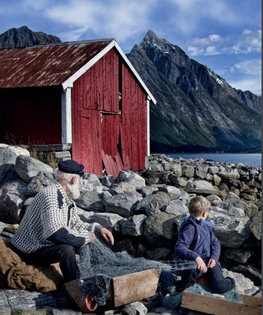 Fjords de Norvège avec Hurtigruten