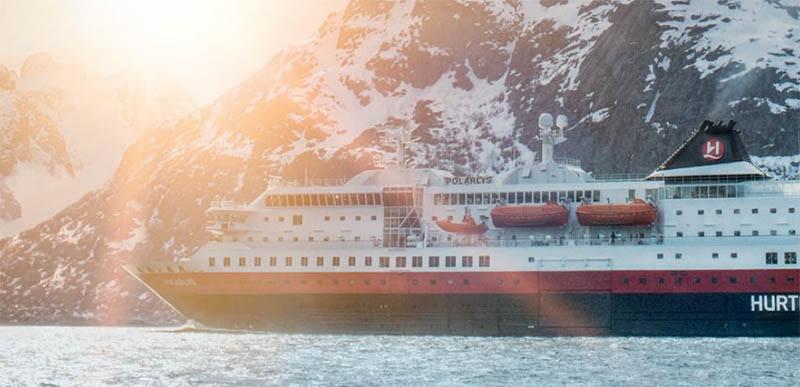 voyager avec Hurtigruten dans les Fjords de Norvège