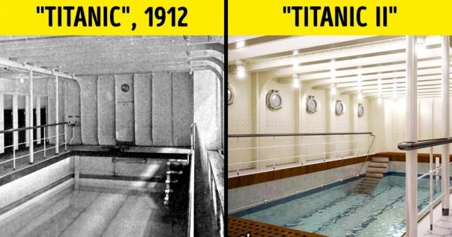 intérieur du Titanic 2