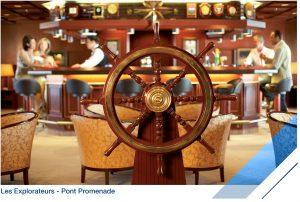 Les Explorateurs - bateau Jules Verne