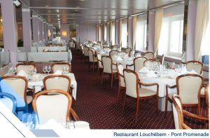 Restaurant Louchébem - navire Jules Verne