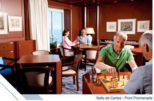 salle de cartes - Jules Verne